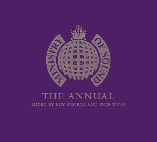 Ministry Of Sound: The Annual CD - ANNCD95