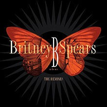Britney Spears - B In The Mix Remixes CD - CDZOM2071