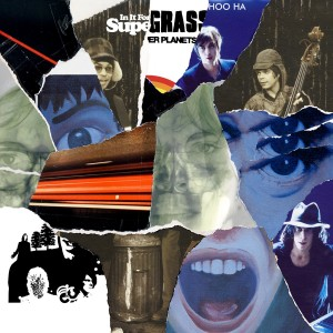 Supergrass - The Strange Ones 1994-2008 VINYL - 5053852689