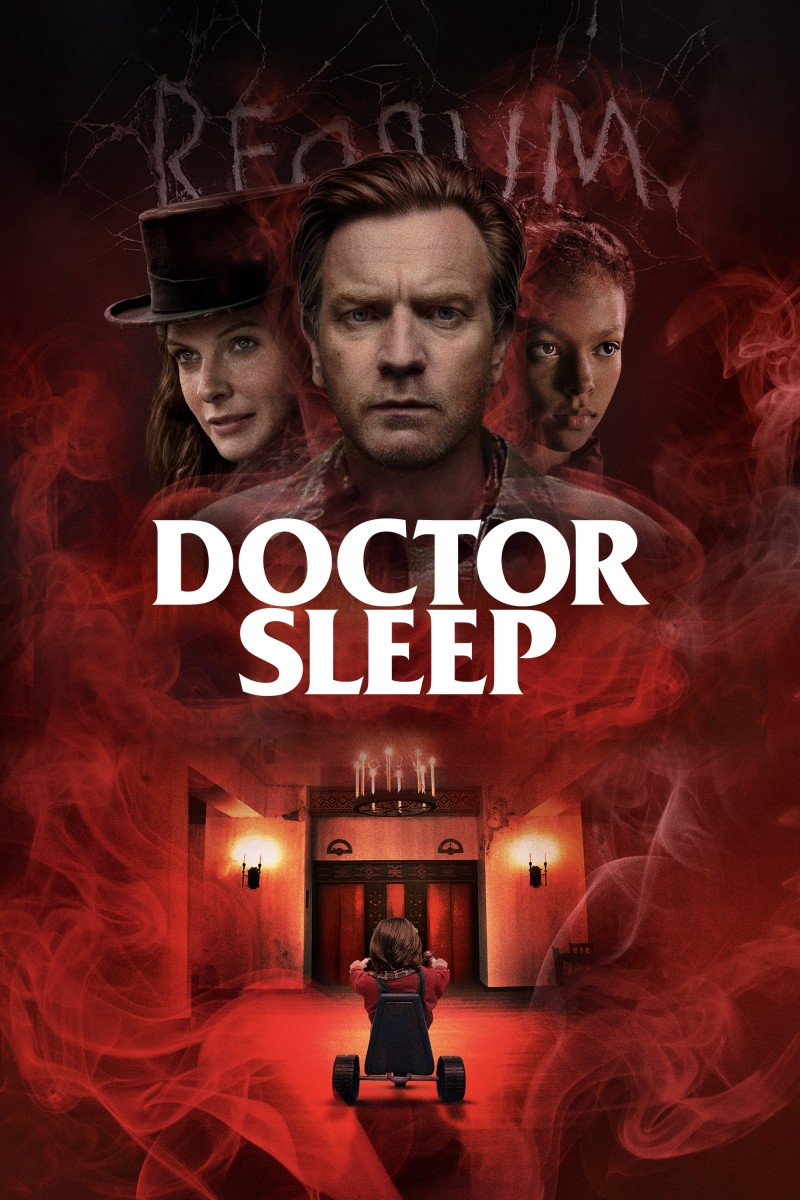 Doctor Sleep DVD - Y35353 DVDW