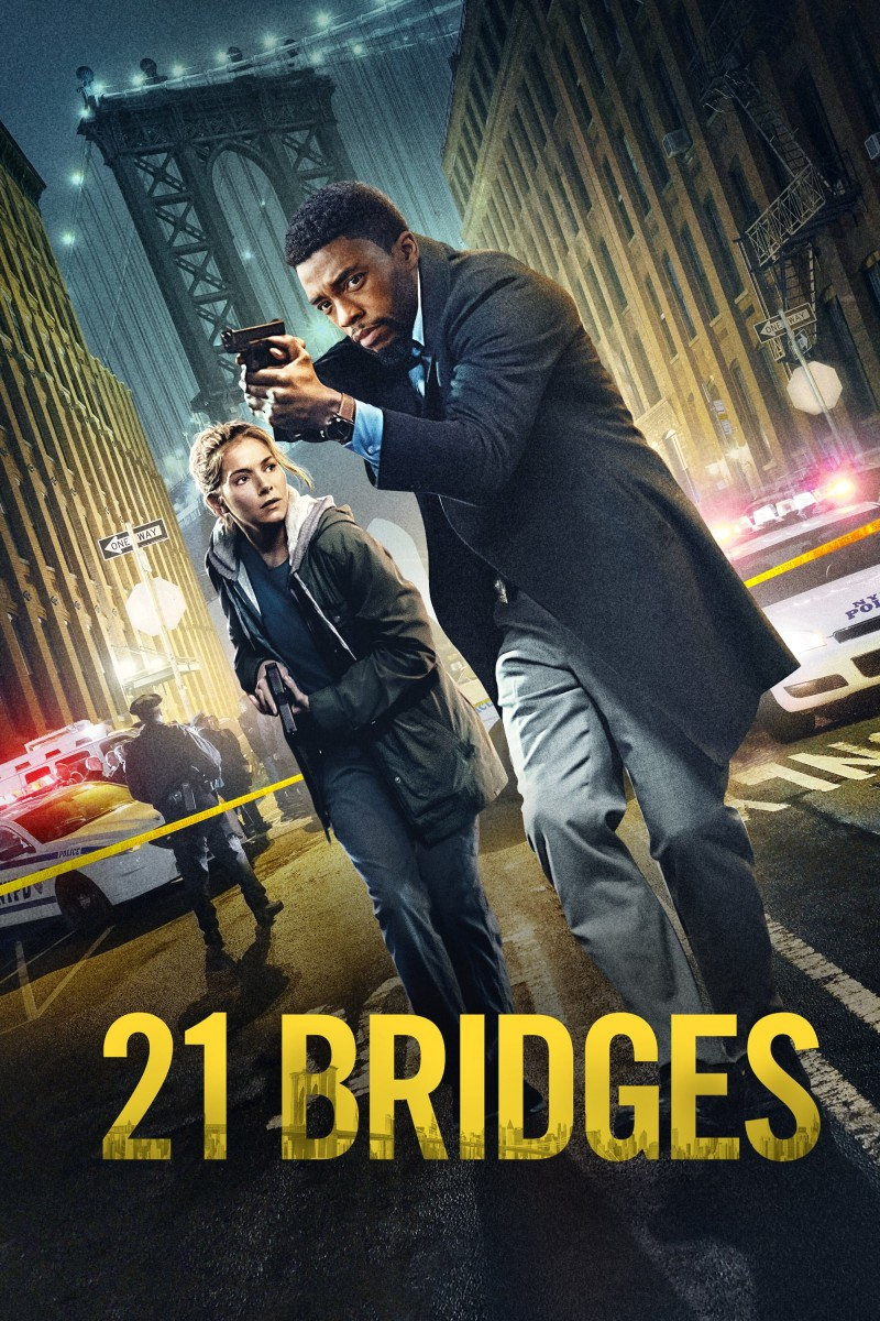 21 Bridges DVD - 04351 DVDI