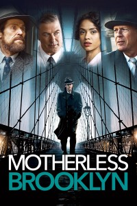 Motherless Brooklyn DVD - Y35219 DVDW