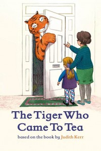 The Tiger Who Came To Tea DVD - 744013 DVDU