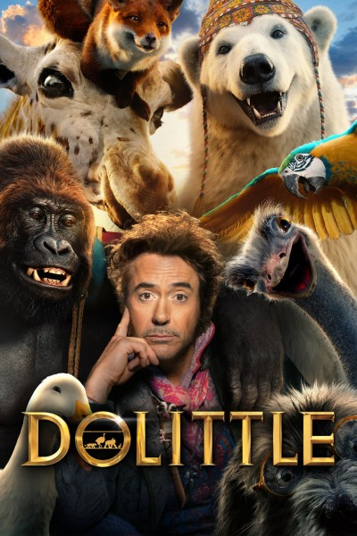 Dolittle DVD - 666183 DVDU