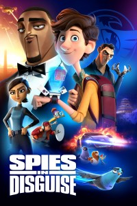 Spies in Disguise DVD - 85000 DVDF