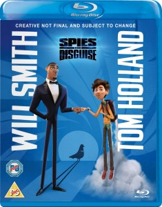 Spies in Disguise Blu-Ray - BDF 85000
