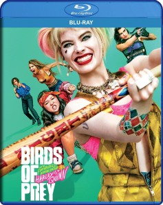 Birds of Prey (and the Fantabulous Emancipation of One Harley Quinn) Blu-Ray - Y35375 BDW
