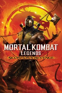 Mortal Kombat Legends: Scorpion's Revenge DVD - Y35381 DVDW
