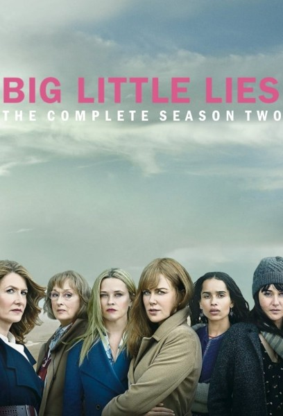 Big Little Lies: Season 2 DVD - Y35349 DVDW