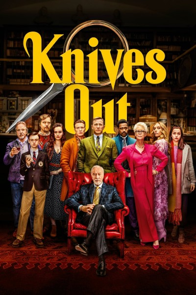 Knives Out DVD - 10230574