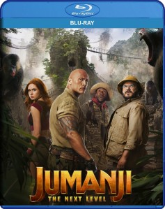 Jumanji: The Next Level Blu-Ray - 10230589