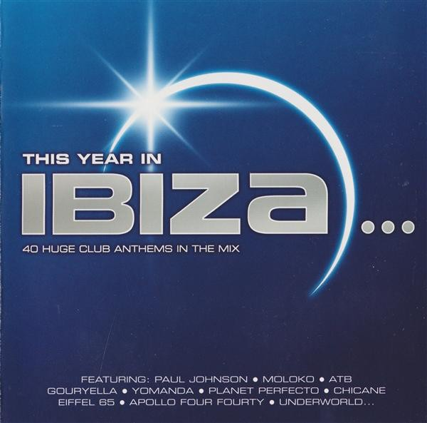 This Year In Ibiza CD - 68573800372