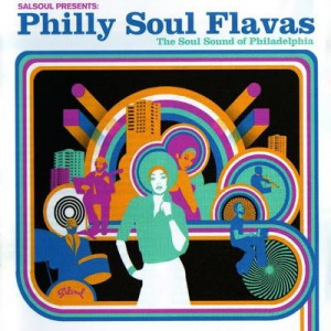 Salsoul Presents: Philly Soul Flavas - The Soul Sound Of Philadelphia CD - SALSACD016