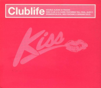 Kiss Clublife CD - 73145474662
