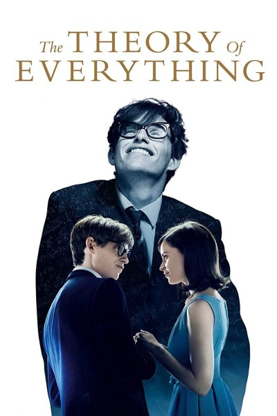 The Theory of Everything DVD - 72198 DVDU