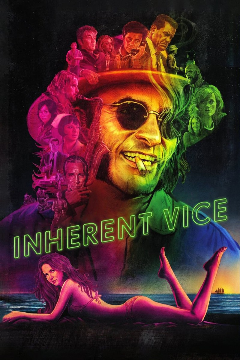 Inherent Vice DVD - Y33679 DVDW