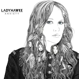 Ladyhawke - Anxiety CD - 06025 2798677