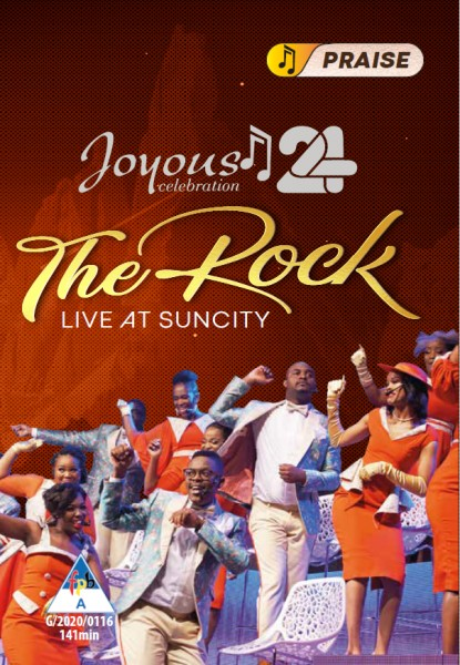 Joyous Celebration - 24 - The Rock: Live At Sun City - Praise DVD - DVPAR5116
