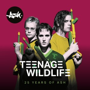 Ash - Teenage Wildlife: 25 Years of Ash VINYL - 5053854910