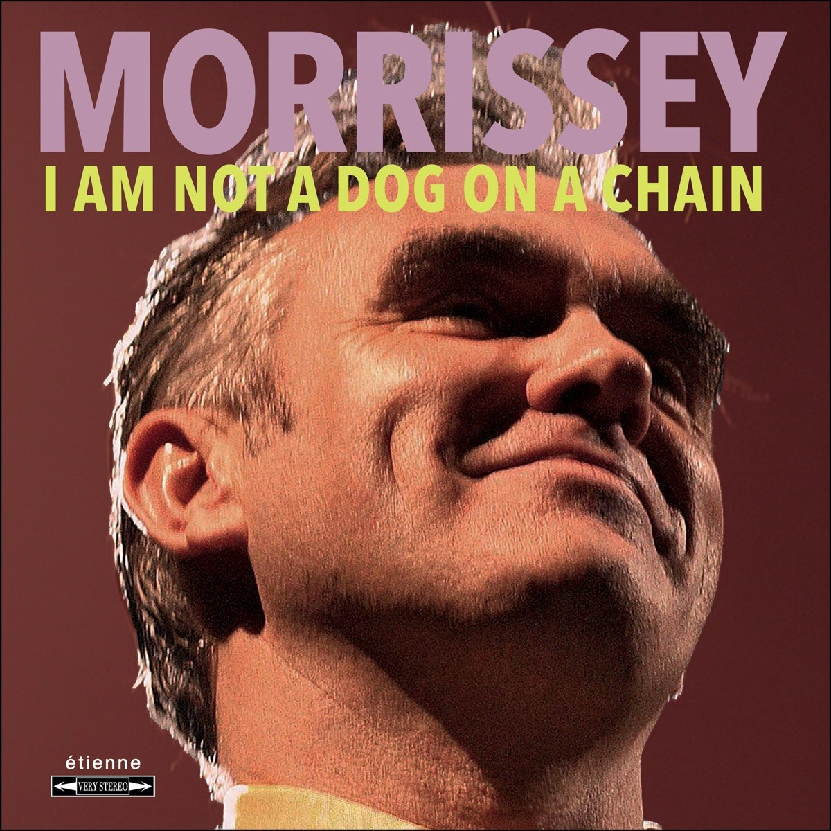 Morrissey - I Am Not a Dog on a Chain VINYL - 5053858941