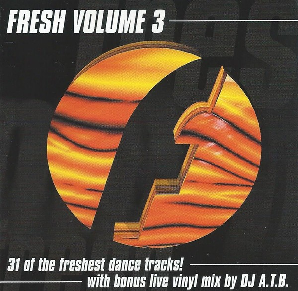Fresh Volume 3 CD - CSR CD 5104