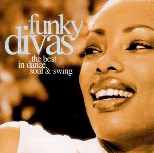 Funky Divas: The Best In Dance, Soul & Swing CD - RADCD77