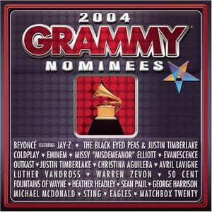 Grammy Nominees 2004 CD - CDBSP 3118