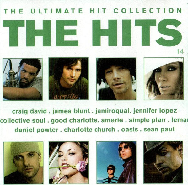 The Hits 14 CD - CDESP 222