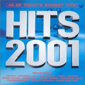 Hits 2001 CD - WSMCD 019