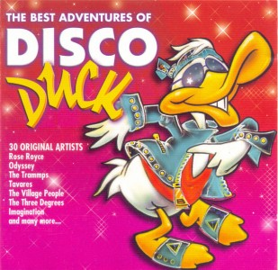 The Best Adventures Of Disco Duck CD - CDSM154
