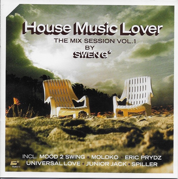 House Music Lover: The Mix Session Vol. 1 CD - 5160062