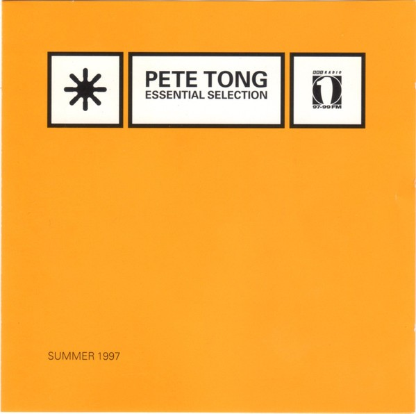 Pete Tong - Essential Selection CD - 553886.2