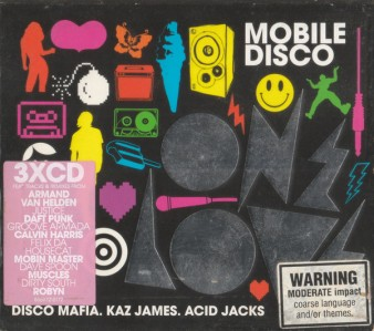 One Love: Mobile Disco CD - 88697215172