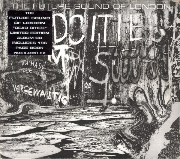 Dead Cities - The Future Soound Of London CD - CDVX2814