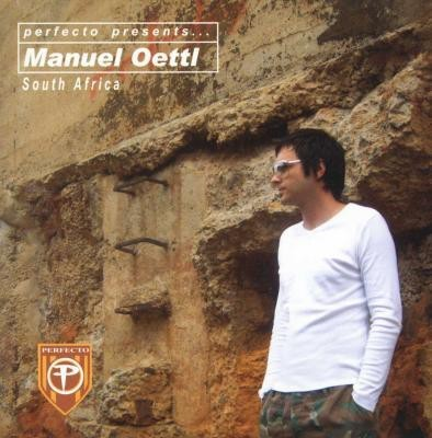Manuel Oettl - Perfecto Presents... South Africa CD - CDDGR1555