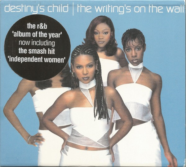 Destiny's Child - The Writing's On The Wall CD - CDCOL 5875