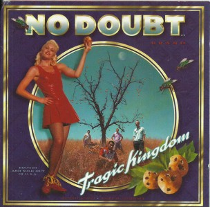 No Doubt - Tagic Kingdom CD - CDINT 412