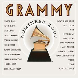 Grammy Nominees 2007 CD - CDBSP3160