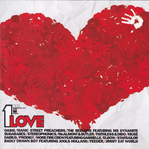 NME In Association With War Child Presents 1 Love CD - 0927493712