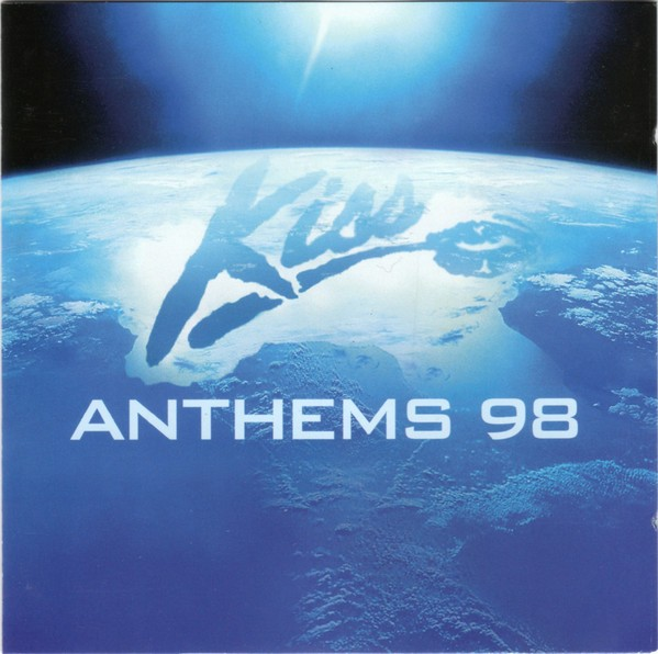 Kiss Anthems 98 CD - 5592652