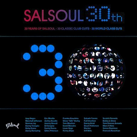Salsoul 30th CD - SALSACD017