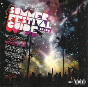 Summer Festival Guide - Presented by 3D World CD - CSRCD5488