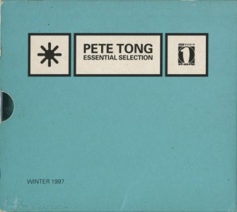 Pete Tong - Essential Selection: Winter 1997 CD - 555093.2