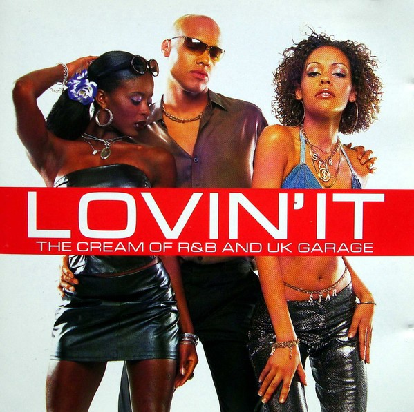 Lovin'It - The Cream Of R&B And UK Garage CD - INSPCD12