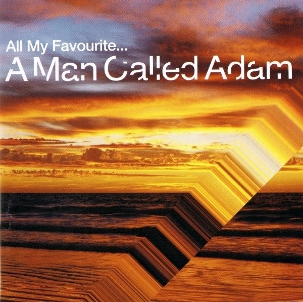 A Man Called Adam - All My Favourite... CD - ECB55CD