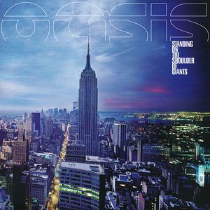 Oasis - Standing On The Shoulder Of Giants CD - CDEPC 6009