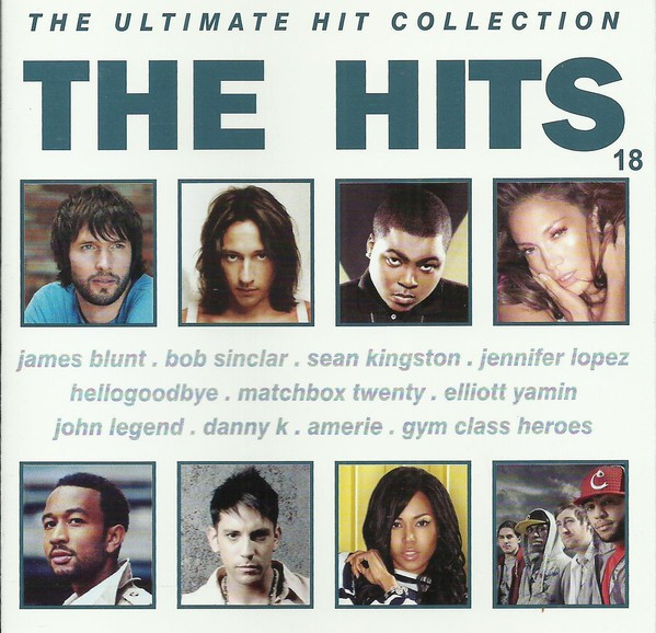 The Hits 18 CD - CDBSP3189