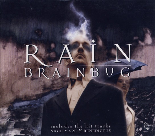 Brainbug - Rain CD - GM052CD