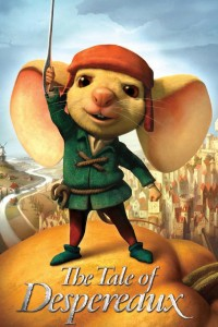 The Tale of Despereaux DVD - 46691 DVDU