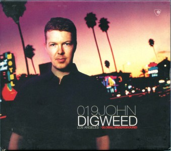 John Digweed - Global Underground 019: Los Angeles CD - GU019CD